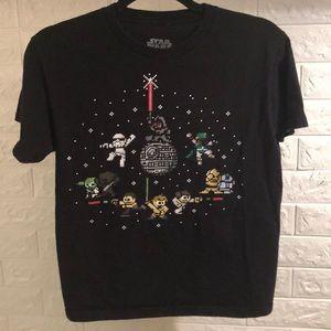 Boy's M Official Star Wars t-shirt 100% cotton